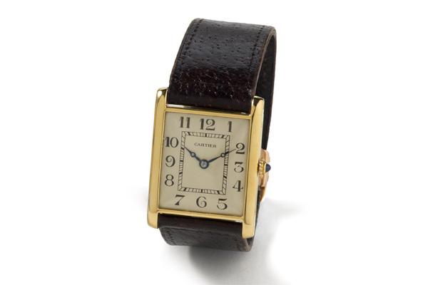 Vintage Cartier Watch Paris, circa 1940