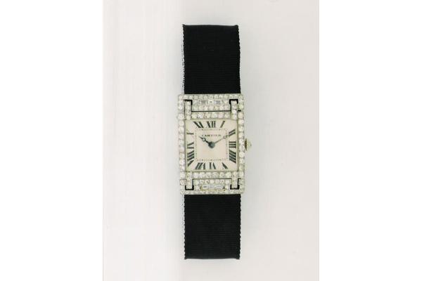 Vintage Cartier Watch Paris, circa 1930