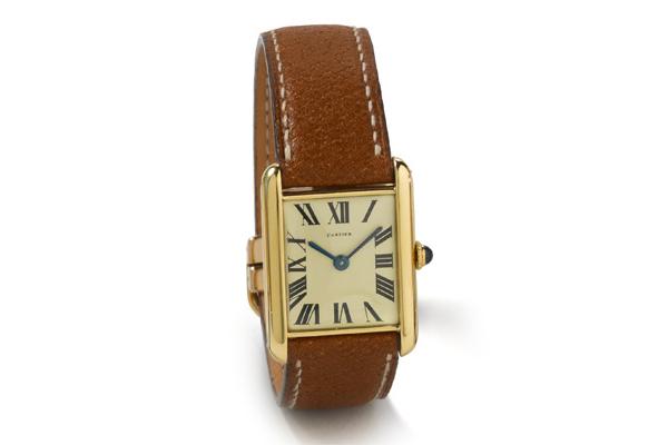 Vintage Cartier Watch London, circa 1955