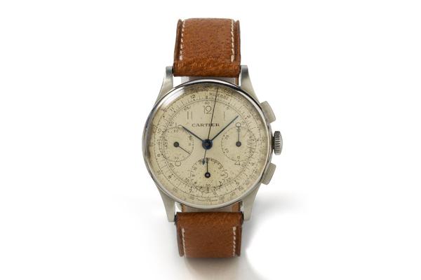 Vintage Cartier Watch, circa 1950